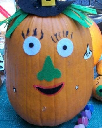 Make Halloween Less Scary