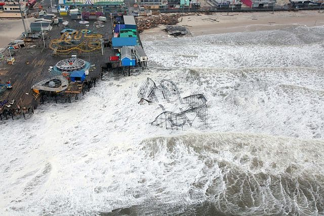Aftermath of Sandy