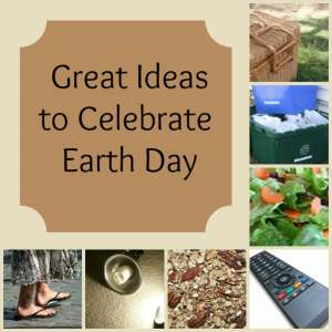 Great Earth Day Ideas