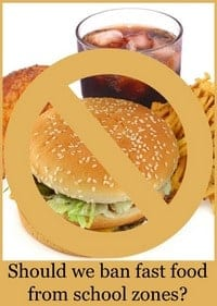 Ban Fast Food to Prevent Childhood Obesity?