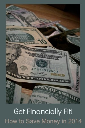 Save money and get financially fit this year