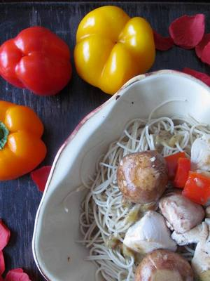 Blue Dragon Chinese New Year Easy Healthy Recipe