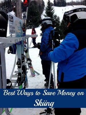 Save Money on Skiing