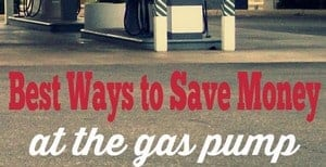 Best Ways to Save Money on Gas