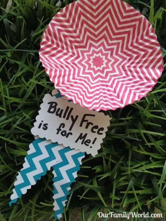 anti-bullying-craft-ribbon