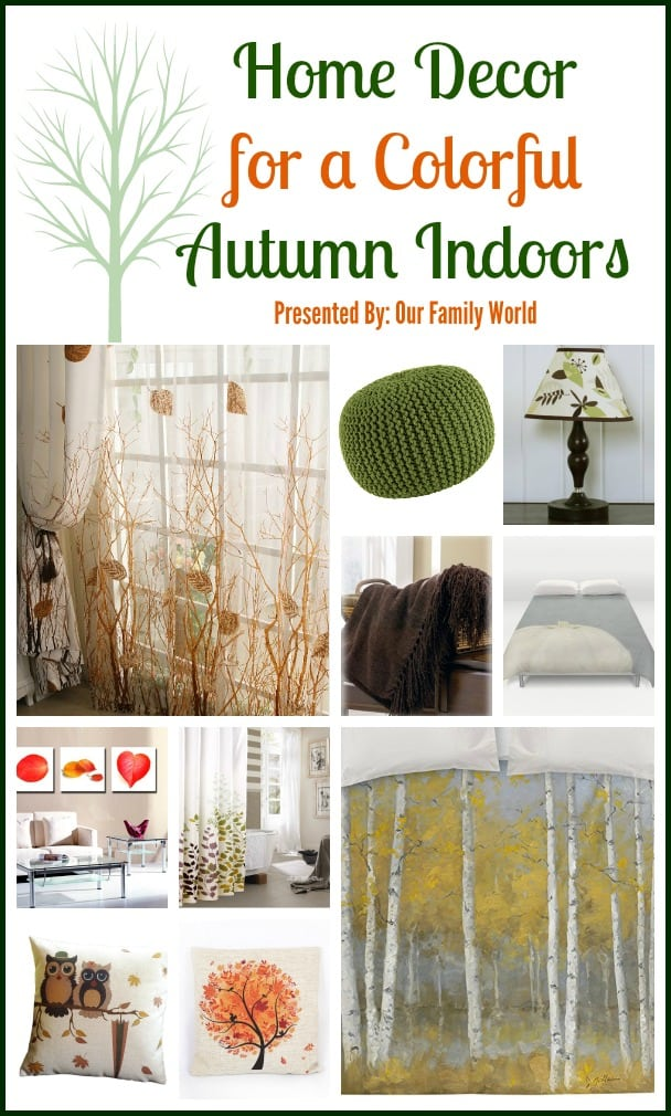 Home Decor Ideas to Bring the Beauty of Fall Indoors