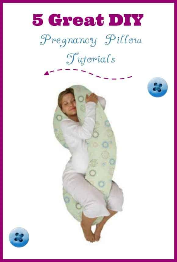 How to Make Your Own Pregnancy Pillows