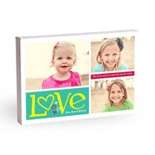 Canvas Print  | Gift Ideas for Grandparents