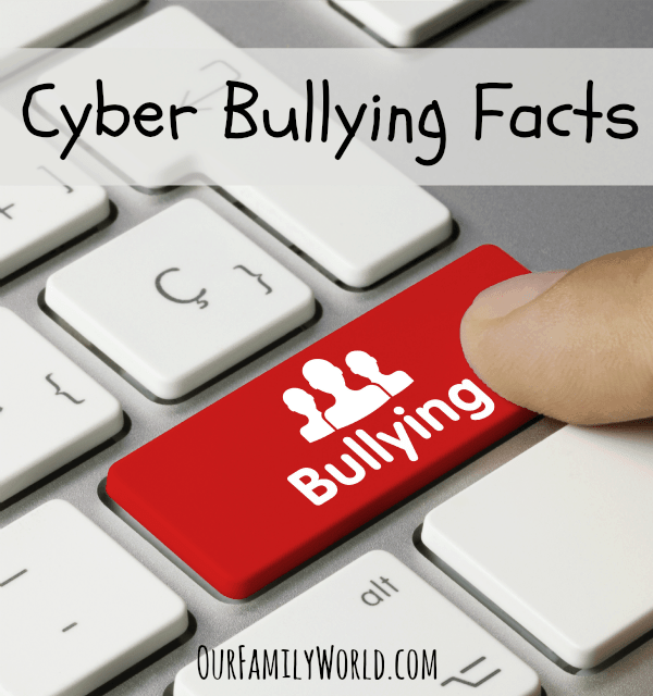 Cyber Bullying Facts Every Parent Needs to Know