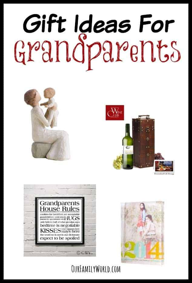 Everyone always struggles with what to buy their grandparents, so we came up with these great Gift Ideas For Grandparents. Check them out.