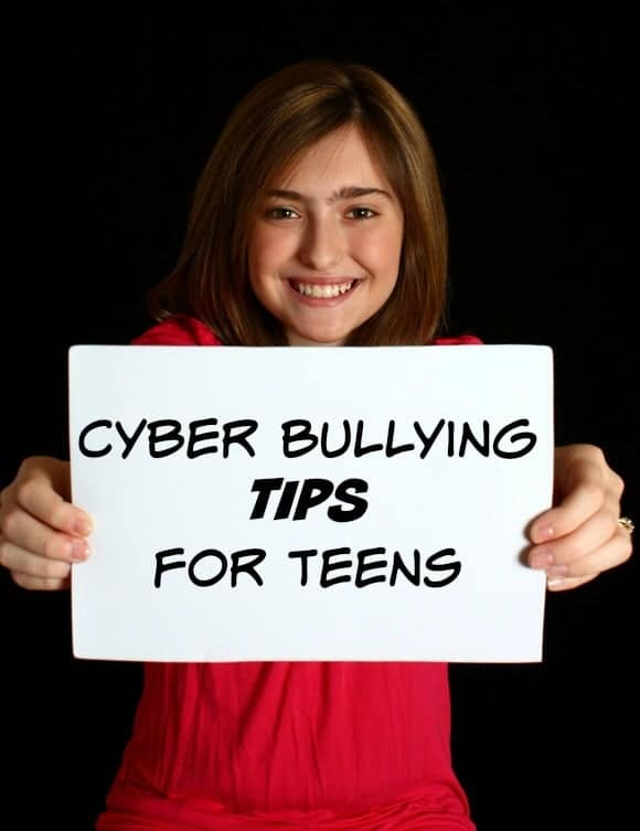 Cyber Bullying Tips for Teens