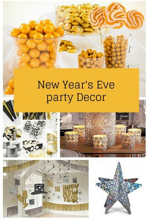 Plan a rockin' bash of the year with fabulous New Year's Eve party decor that will wow your guests! Mix in budget-friendly pieces with splurges.