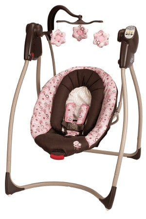 Graco Comfy Cove: parenting tips for Choosing The Best Baby Swing For Your Baby