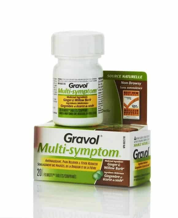 Getting a Cold? Fight back with gravol