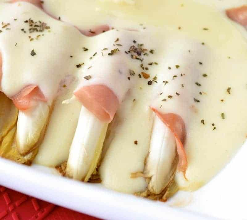 If you're not a fan of endives, you've never tasted them like this before! Try this Endives and Ham Gratin recipe and you'll be an endive fan in not time!