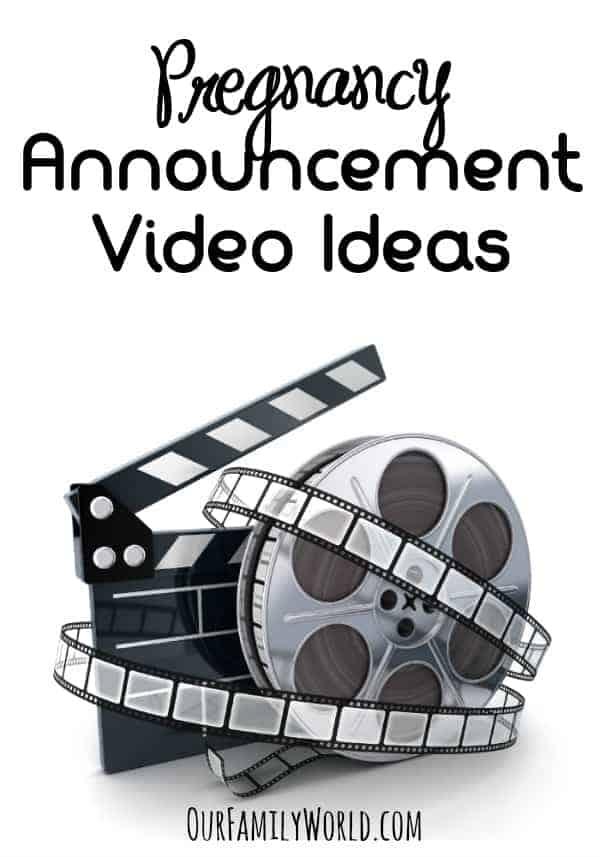Pregnancy Announcement Video Ideas