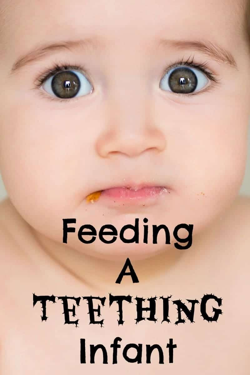 What do you do when your teething infant suddenly stops feeding himself? Or worse, when he stops eating altogether? Check out our parenting tips! We included a mix of homeopathic, medical and practical for every parentage style!