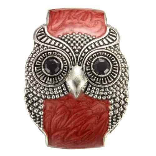 Must Have Back To School Accessories: Owl Cuff