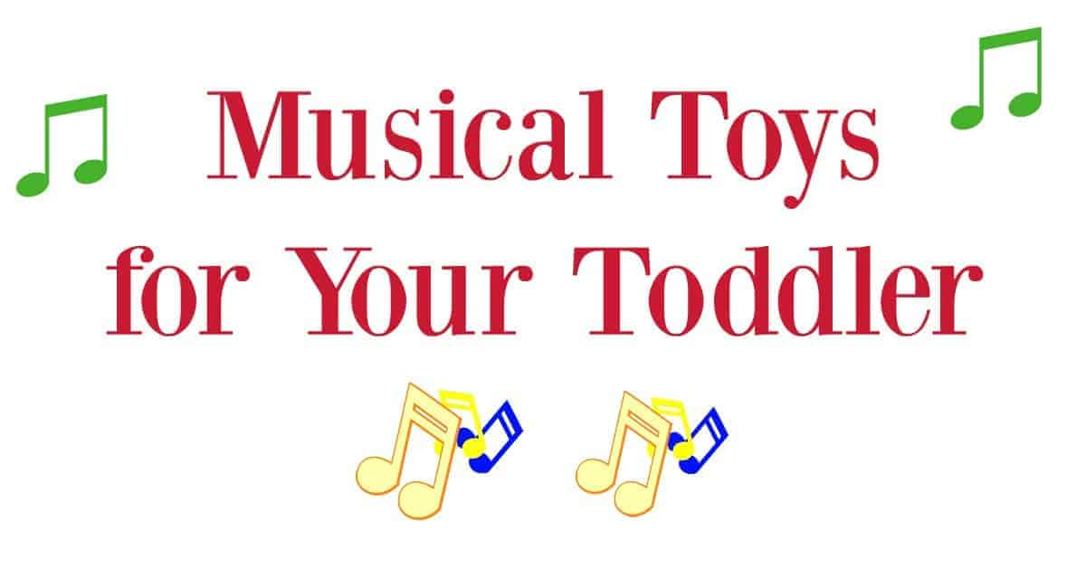 These musical toys for toddlers are sure to inspire your little one's inner Beethoven! Check them out and add them to your Christmas toy shopping list now!