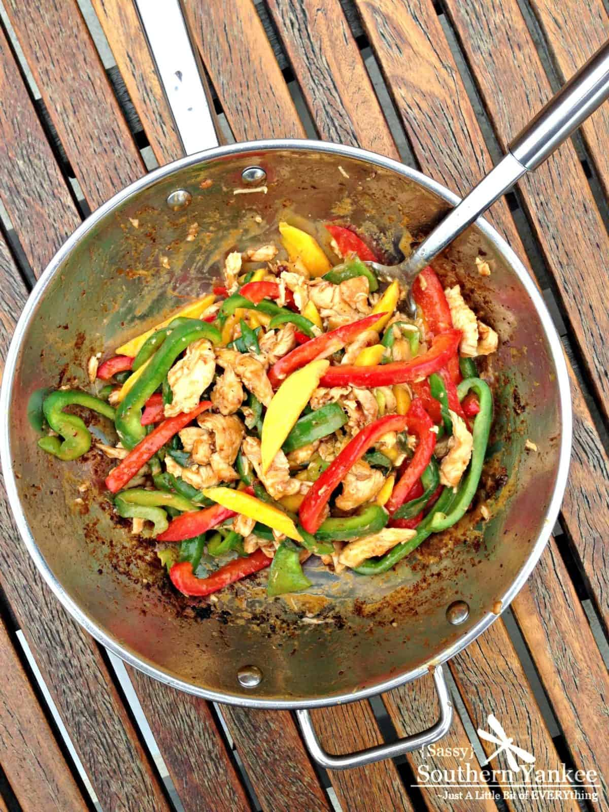 Stir-Fried-Chili-Mango-Chicken-With-Peppers-5