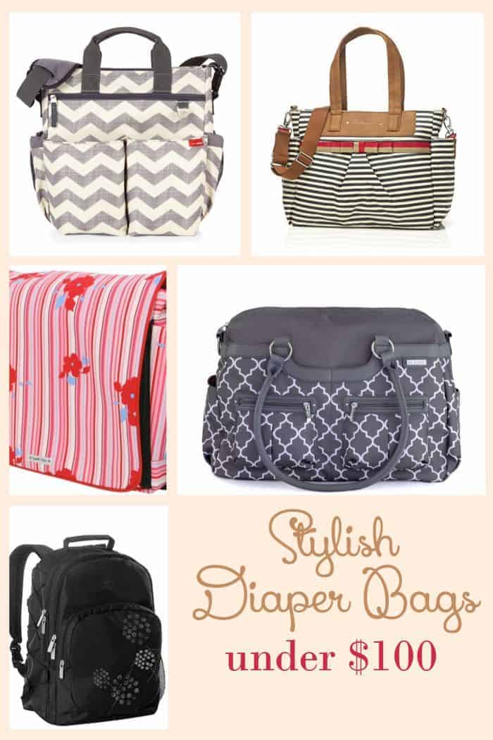 Looking for stylish yet functional diaper bags that don't cost more than your first car? Check out our top picks for the best diaper bags under $100!