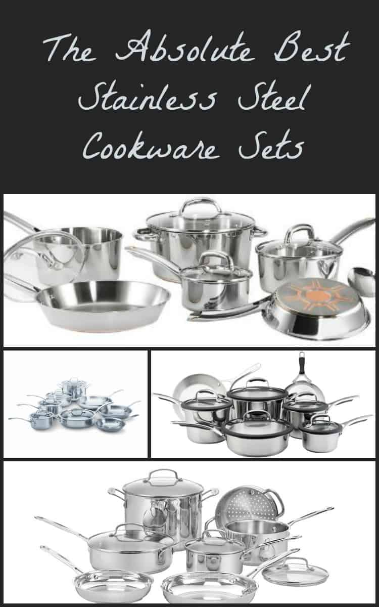 When you have these best stainless steel cookware sets, everything you make just comes out so much tastier! Check out our top picks for the best to buy!