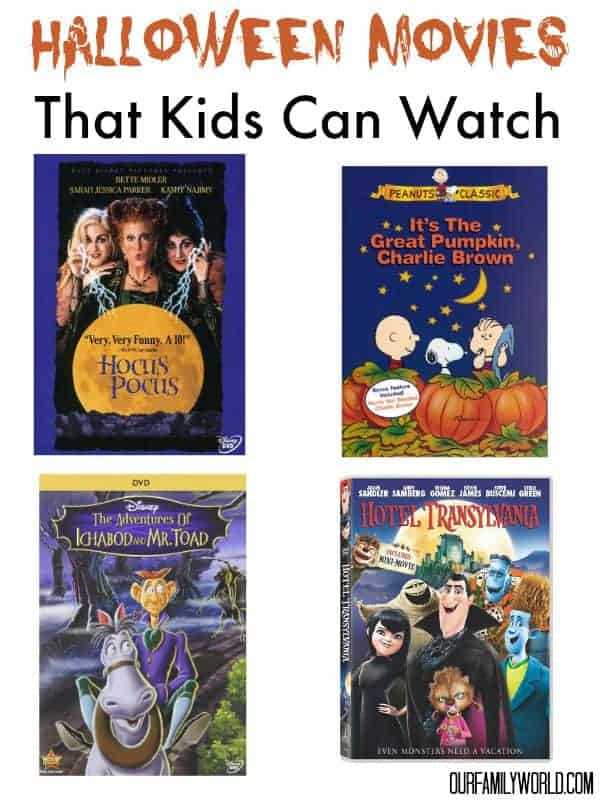 Check out our top picks for the best Halloween movies that kids can watch too & plan your family movies night to get in the holiday spirit!