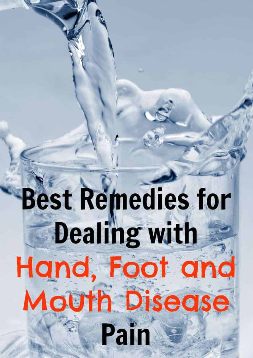 These best remedies for dealing with hand, foot and mouth disease pain will help alleviate the symptoms while your child heals.