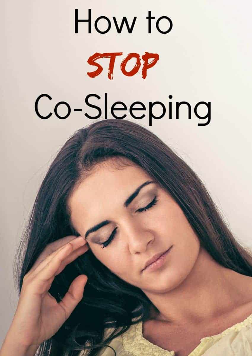 How do you make your bedroom yours again and your child to be sleeping in their own room? Here are a few tips on how to stop co-sleeping.