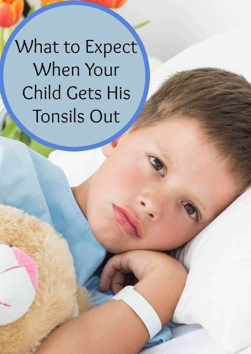 Knowing what to expect when your child gets his adenoids or tonsils out helps make this common childhood surgery just a tiny bit less scary for parents.