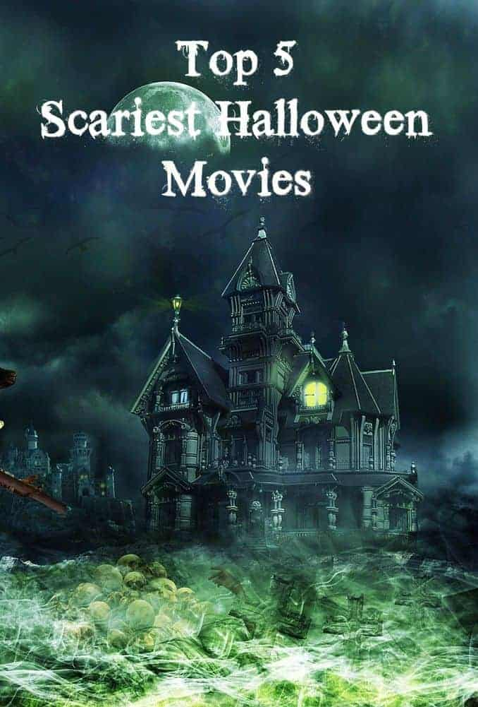 Love to have the pants scared off you? Check out our picks for the top 5 scary Halloween movies for adults & plan your horror movie marathon!