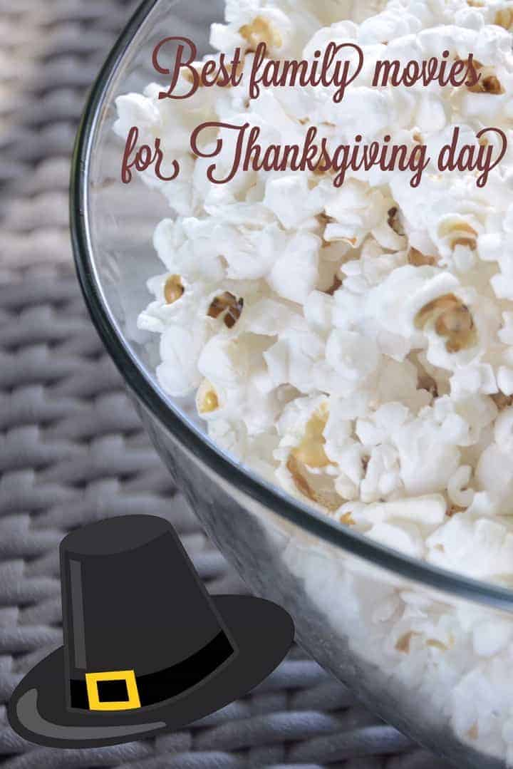 Looking for some good Thanksgiving family movies to watch while waiting for that turkey to roast? Check out four absolutely perfect flicks that we love!