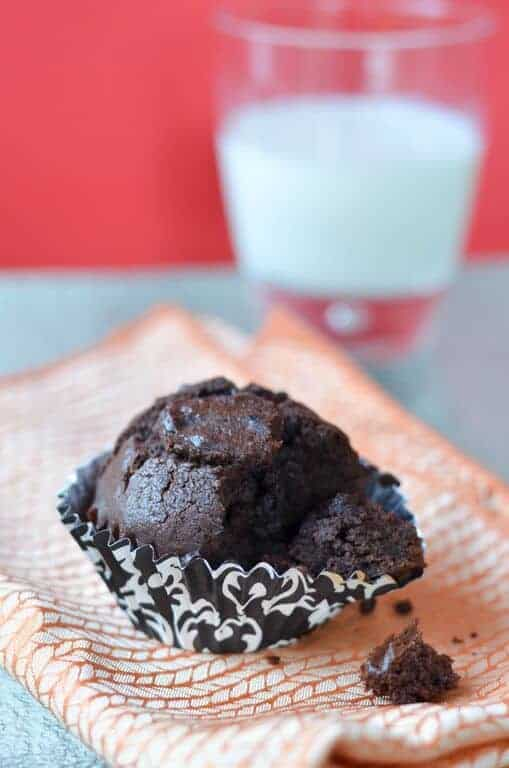 Make this Rich & Delicious Easy Chocolate Muffins Recipe for Kids with your tribe tonight! They'll love being a part of the recipe magic!