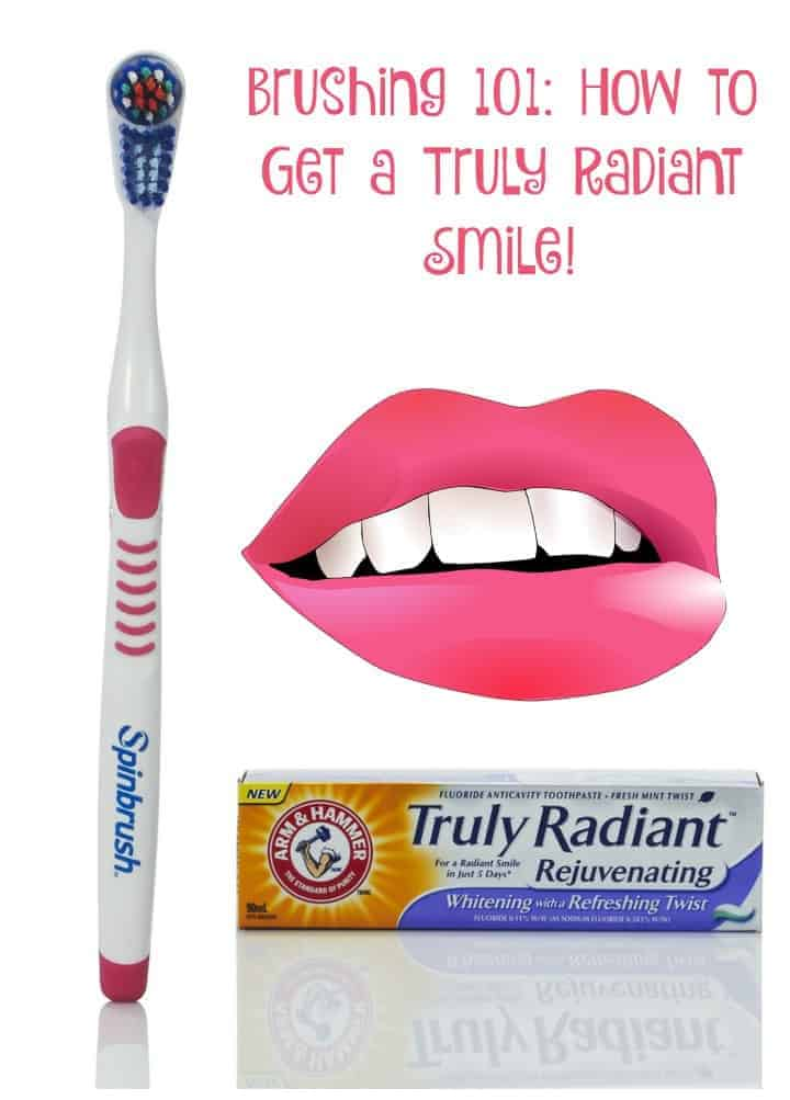 Don't let that Halloween candy rot away those pearly whites! Find out how to get a truly radiant smile with these easy tips and the right brushing tools!