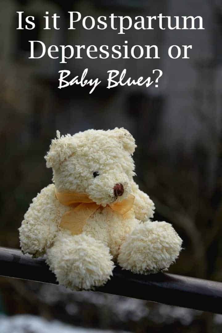 Postpartum Depression (PPD) and/or Baby Blues is very common for women who have just delivered their baby. What is the difference between PPD and baby blues?