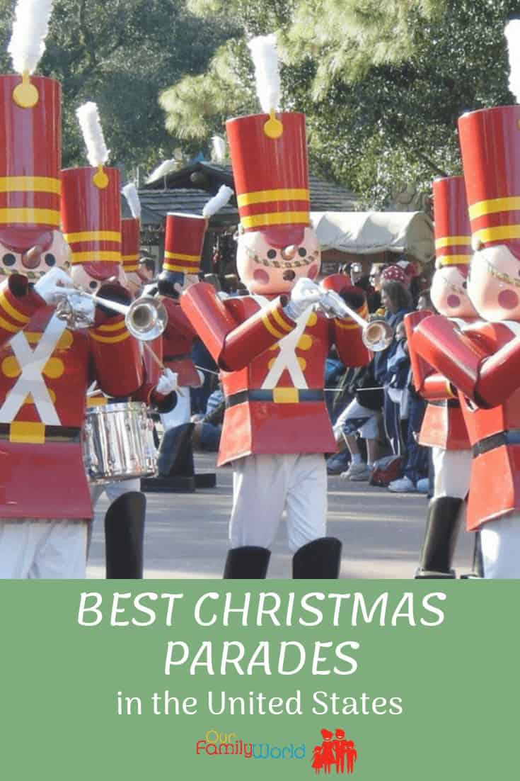 Bailey Christmas Parade 2021 Best Christmas Parades In The United States In May 2021 Ourfamilyworld Com