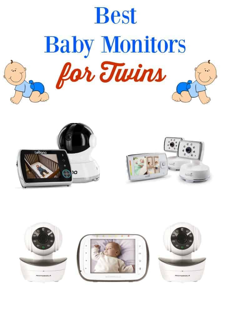 Looking for the best baby monitors for twins? Check out our picks for awesome monitors that help you keep an eye on your double bundles of joy!