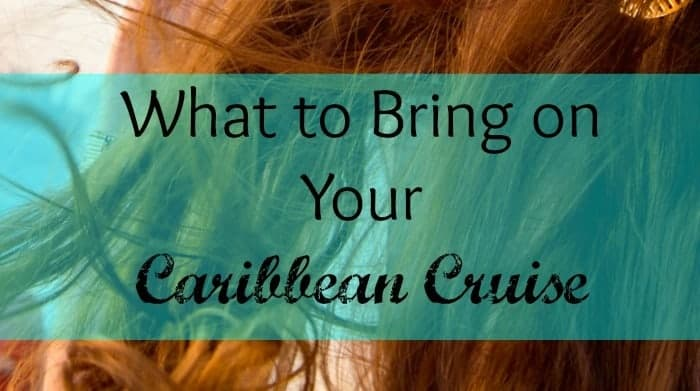 Do you know what to bring on your Caribbean cruise? Don't forget some important items! Check out 5 things you'll definitely want in the middle of the ocean!