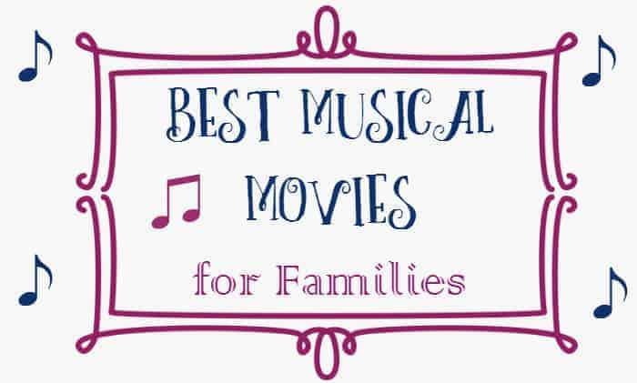 If your family loves singing together in the car, you'll love these good family musical movies! Pick out a few for your next movie night!