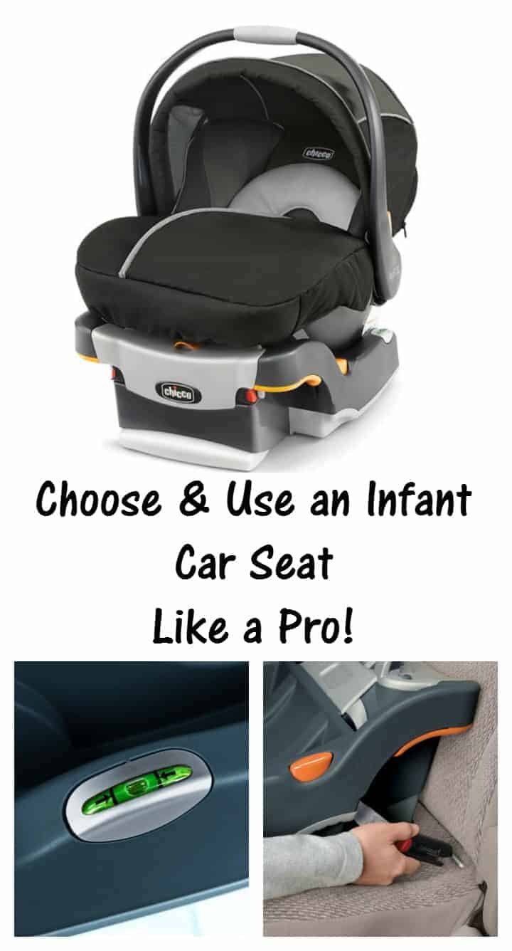 A car seat is one of the most important pieces of baby gear you'll buy. Learn all about choosing and, more importantly, using car seats like a pro!