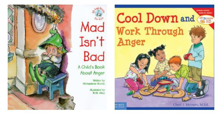 Are you looking for books to help your child manage anger? I have gathered a few great titles below just for you!