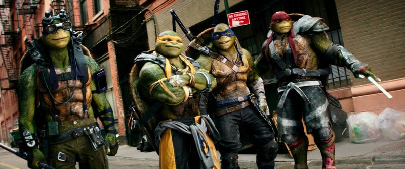 Rock your kids socks off with your TMNT knowledge with our Teenage Mutant Ninja Turtles: Out of the Shadows quotes and fun trivia facts! Check them out!