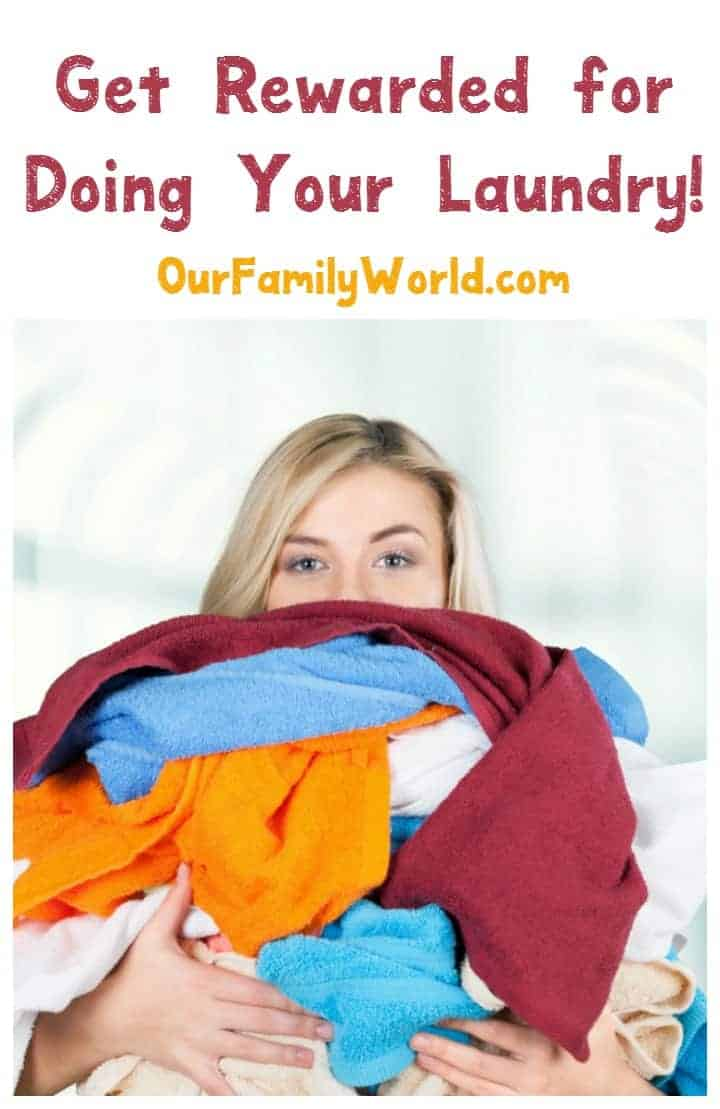 What would you say if I told you that you could actually be rewarded for doing your laundry? How about if I told you that you could even win $10,000 just for washing your dirty clothes? Well, that's exactly what I'm telling you! The Arm & Hammer™ Laundry Rewards Program actually turns something you have to do at least once a week into a rewarding experience that could earn you fabulous prizes! Are you excited? I know I am!