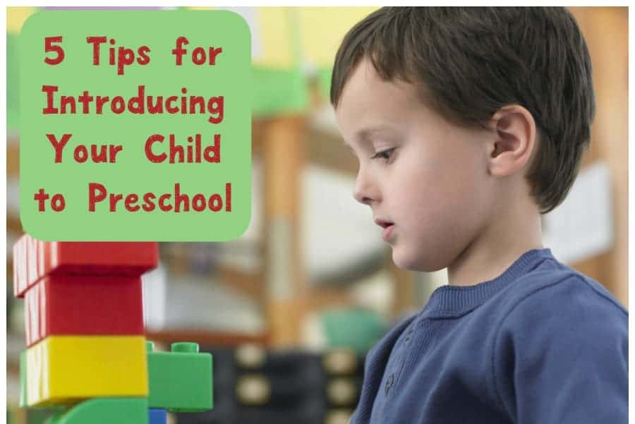 Worried about introducing your child to preschool? Our parenting tips will help make it less scary for both of you! Check them out!