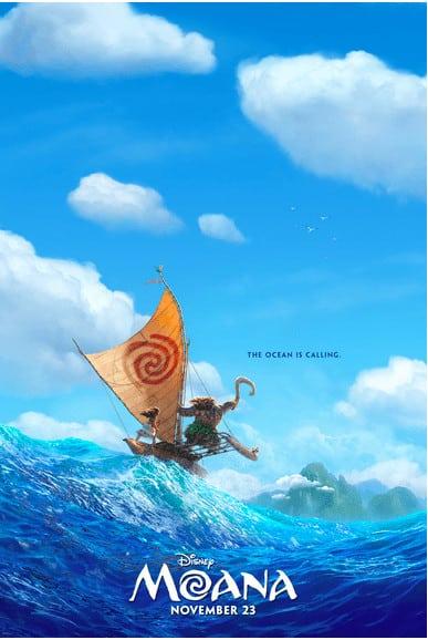 Disney's Moana Movie Trivia