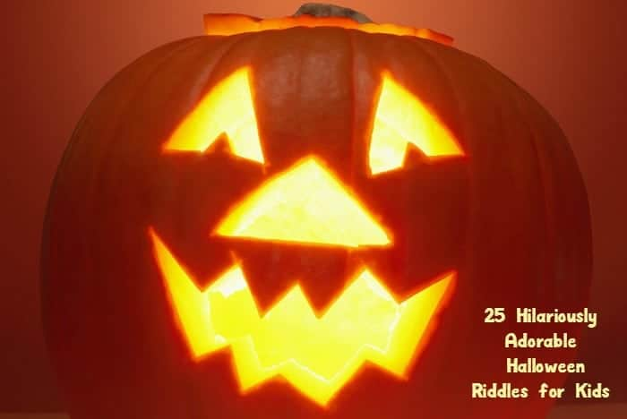 Get ready to laugh, because we have some of the funniest Halloween riddles for kids coming at you! They are sure to tickle some funny bones!