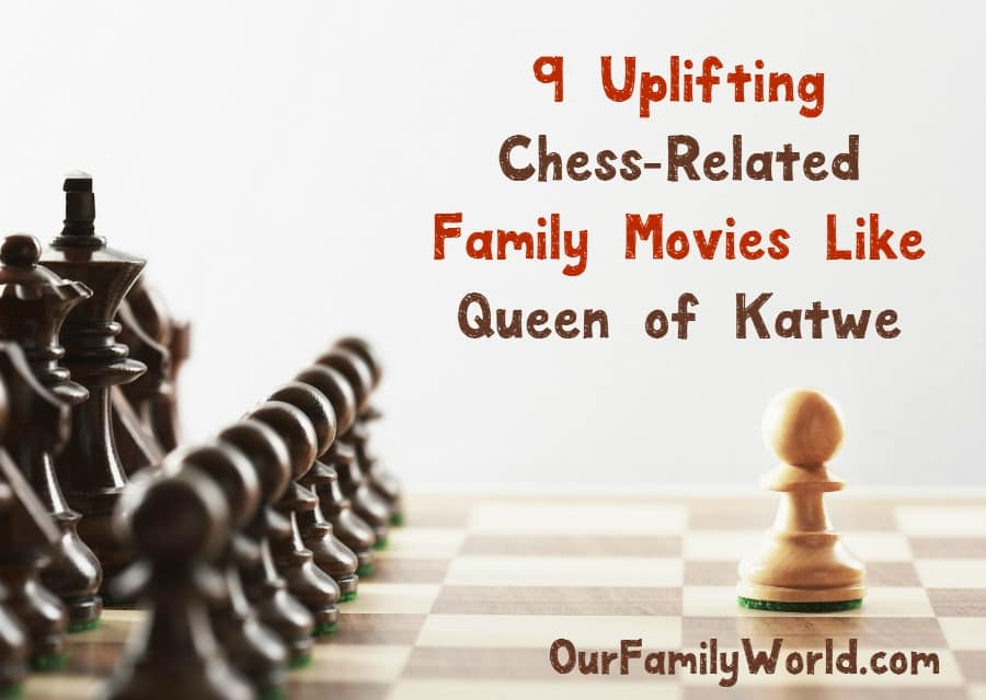 Looking for more great family movies to watch like Queen of Katwe? You'll love these fabulous heartwarming flicks!
