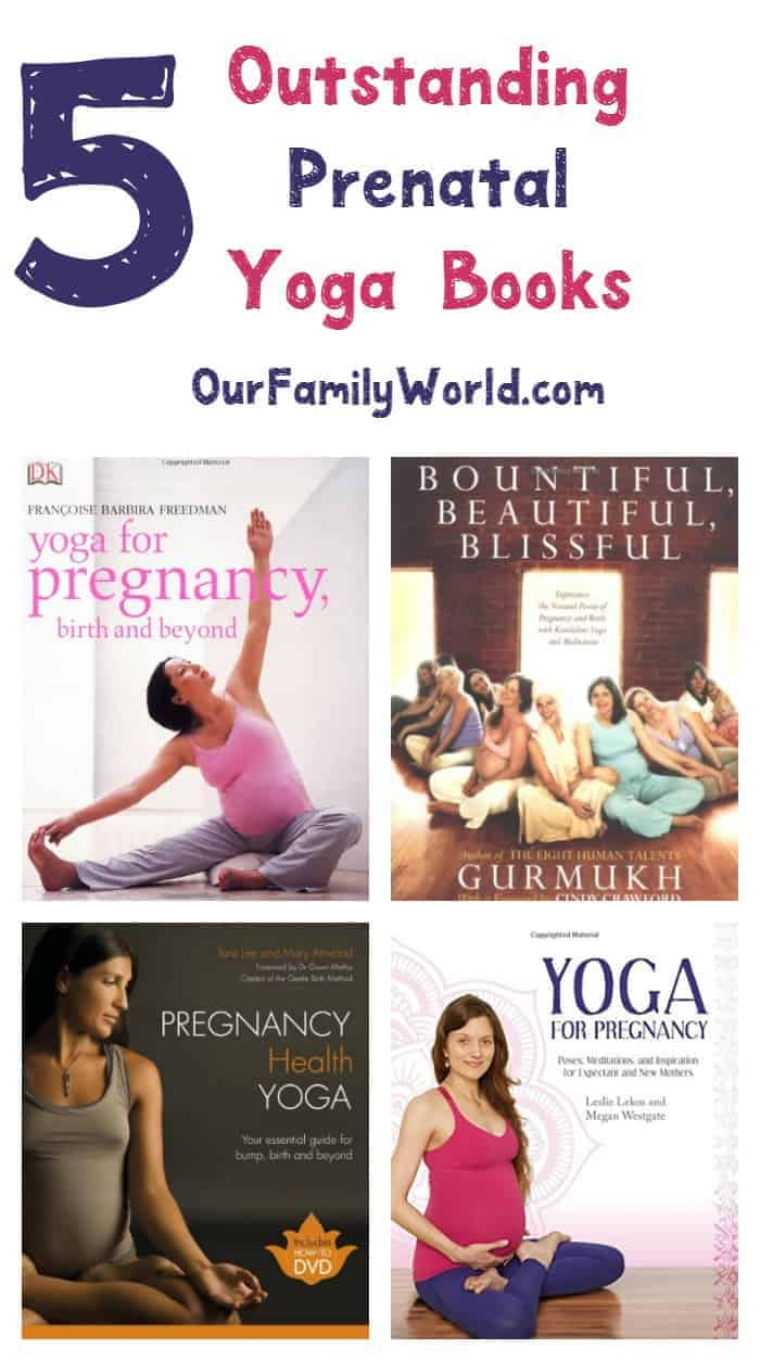 Thinking about trying out prenatal yoga? Check out our picks for the best pregnancy yoga books for everyone from beginners to experts!