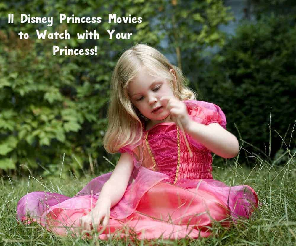On September 6th, 11 Disney Princess films will be available on DVD and BluRay! Check out these wonderful movies to watch with your princess!