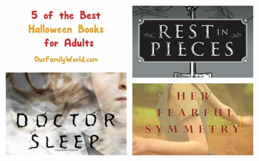 Looking for the best Halloween books for adults? Check out our top picks & lose yourself in a spooky new world!